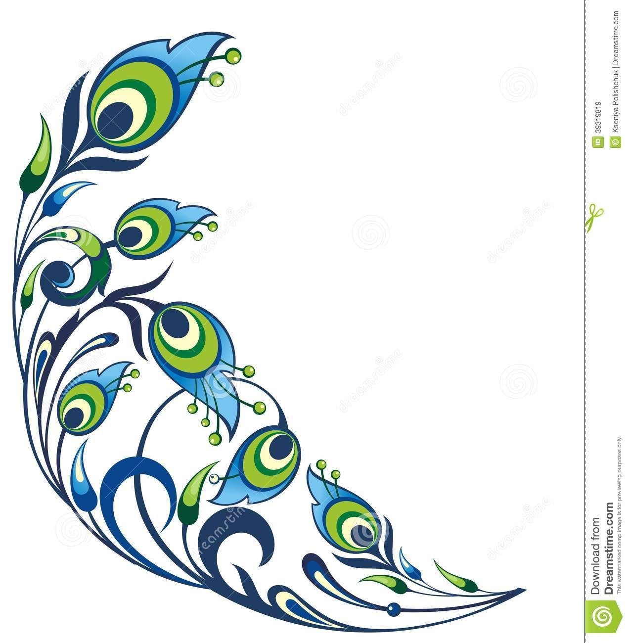 Peacock design clipart picture free Peacock feathers background Royalty Free Stock Images ... picture free