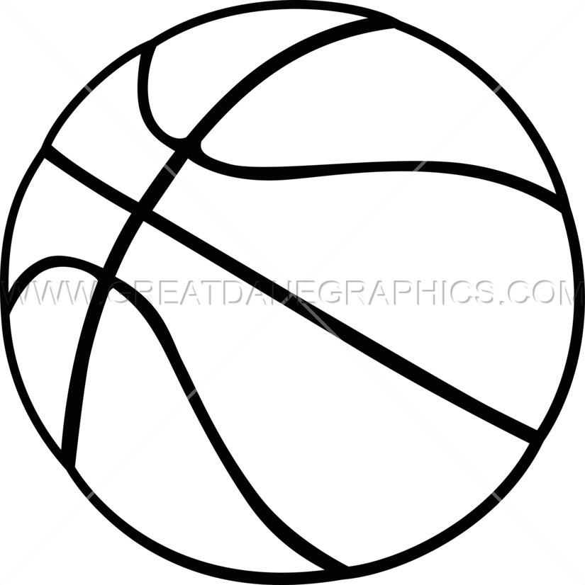 Pearl colored basketball clipart svg freeuse download Basketball | Production Ready Artwork for T-Shirt Printing svg freeuse download