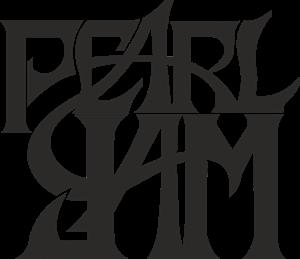 Pearl jam logo clipart transparent stock Pearl Jam - Alive Logo Vector (.EPS) Free Download transparent stock