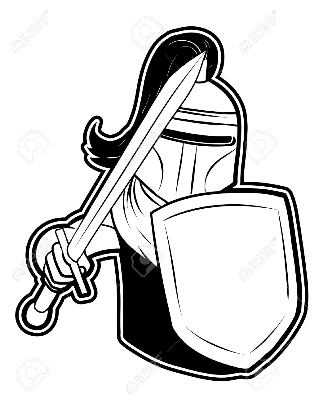 Peasant clipart black and white clip black and white Medival Clipart   Free download best Medival Clipart on ClipArtMag.com clip black and white