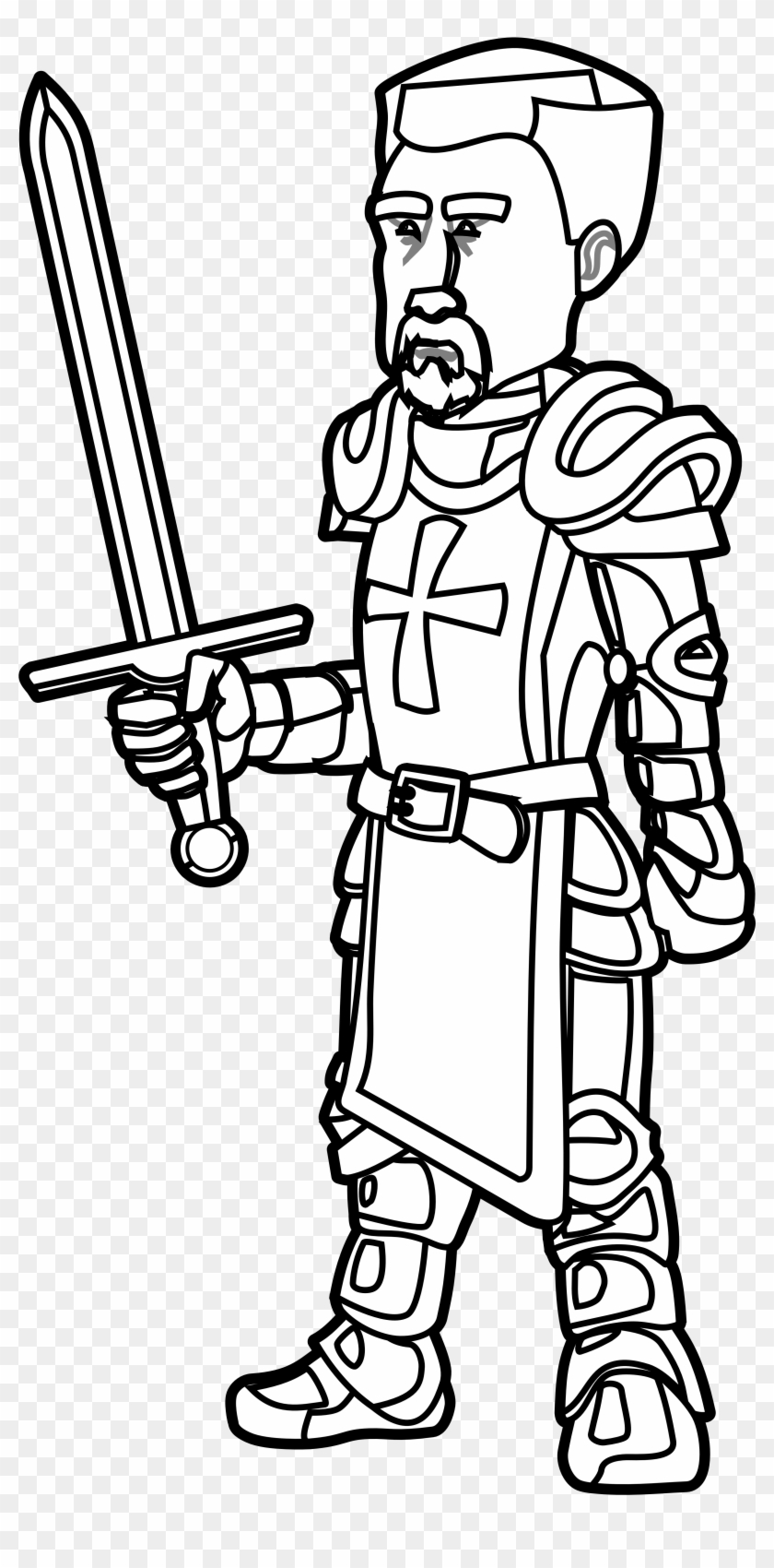 Peasant clipart black and white graphic library Can Use For Book Cover, Peasant Clipart Black And White - Knight ... graphic library