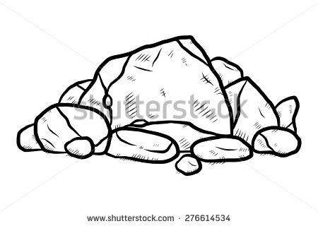 Pebbles clipart black and white png free download Pebble Clipart | Free download best Pebble Clipart on ClipArtMag.com png free download