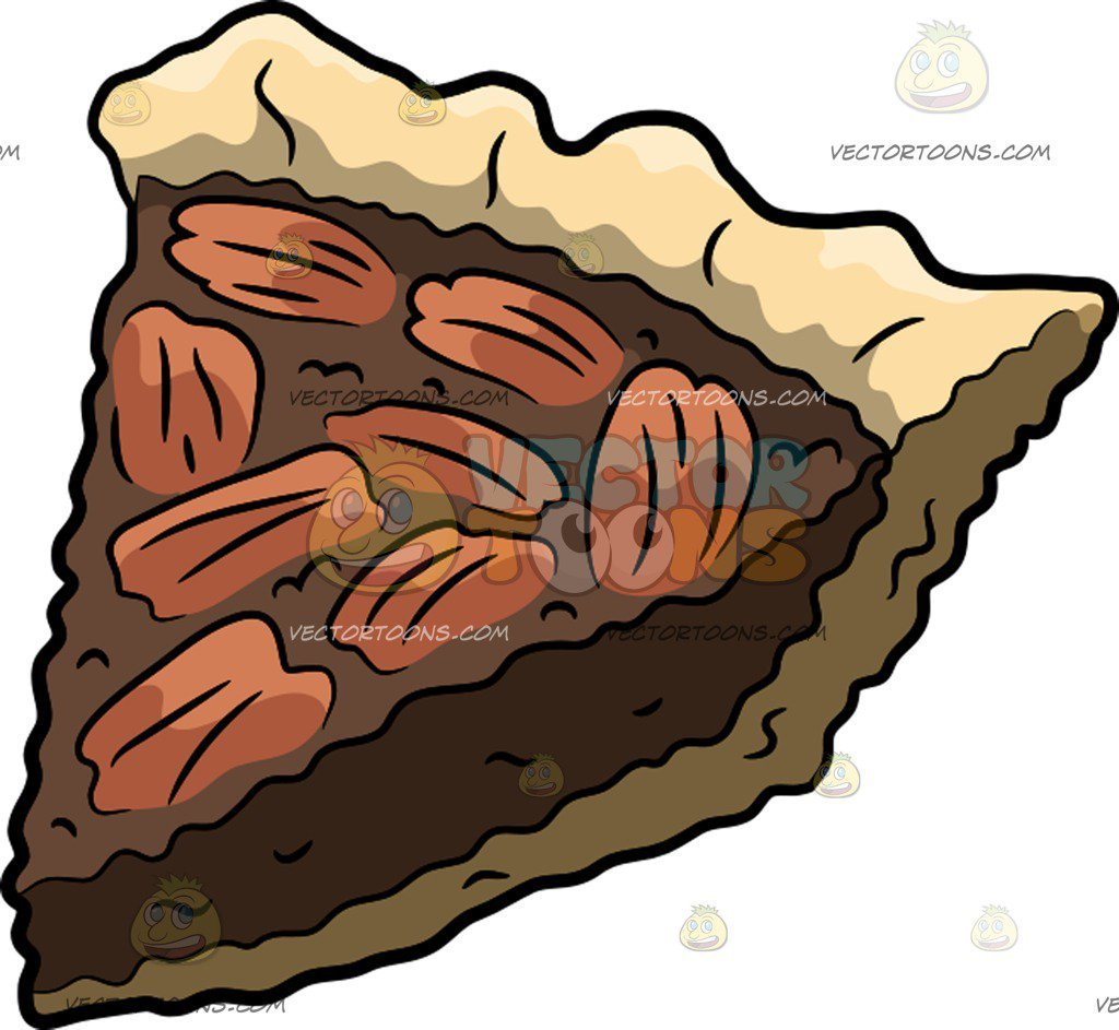 Pecan pie clipart png black and white download Pecan pie clipart 1 » Clipart Portal png black and white download