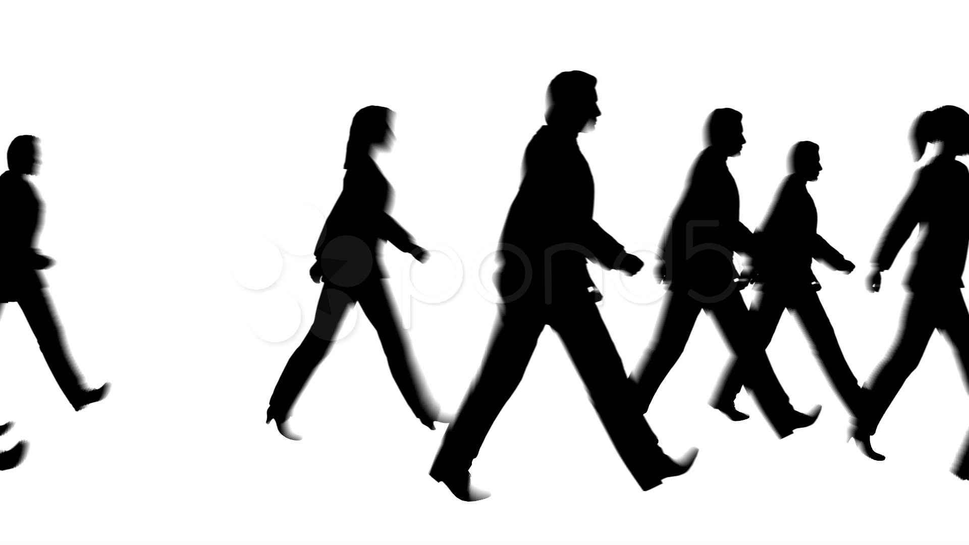 Pedestrian clipart black and white clipart freeuse Collection of Pedestrian clipart | Free download best ... clipart freeuse