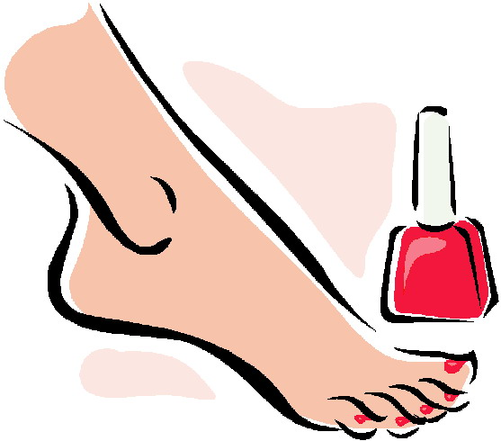 Pedicure clipart free picture royalty free Pedicure Clipart - Free Clipart picture royalty free