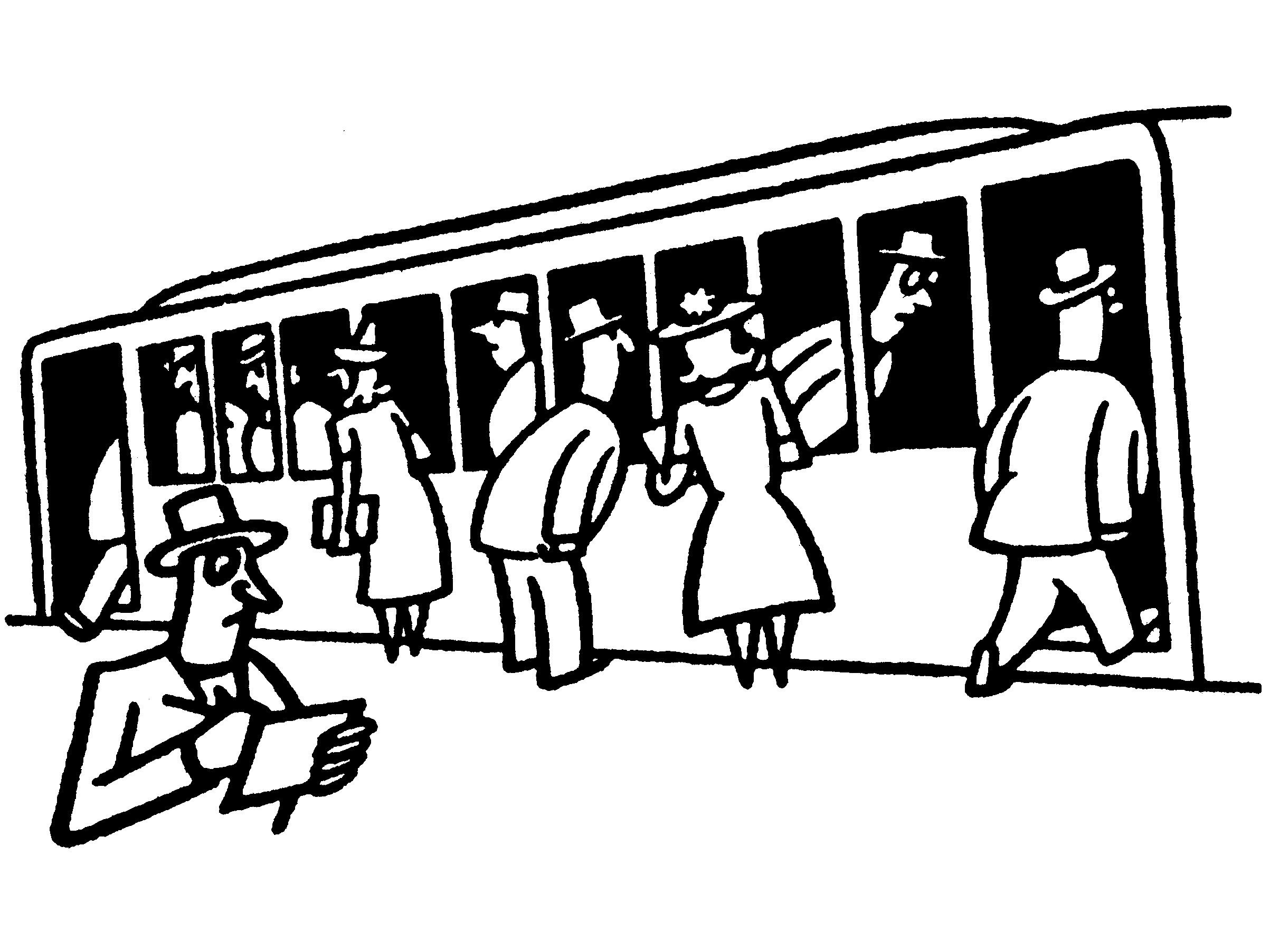 Peeking head first into a hole clipart picture free library Sketching the M.T.A. with a Subway Archeologist | The New Yorker picture free library