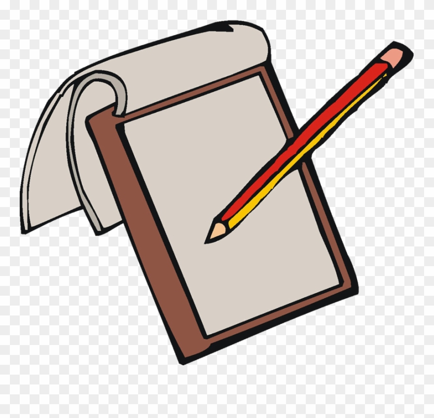Pen and notepad clipart clipart library download Pen Clipart - Notepad And Pen Clipart - Png Download ... clipart library download