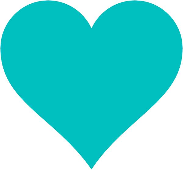 Pen heart clipart picture library download Blue Heart Clip Art at Clker.com - vector clip art online, royalty ... picture library download