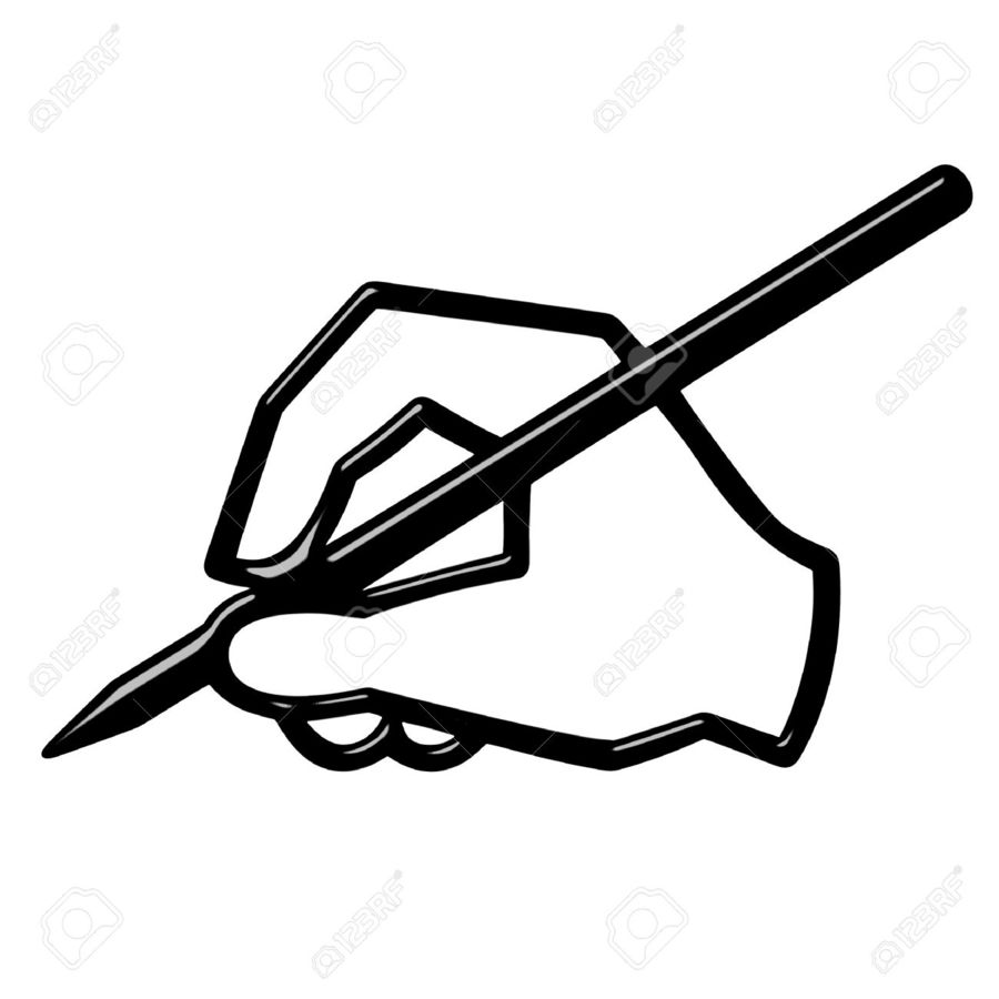 Pen in hand clipart graphic download Download hand writing with pen clipart Clip Art ... graphic download