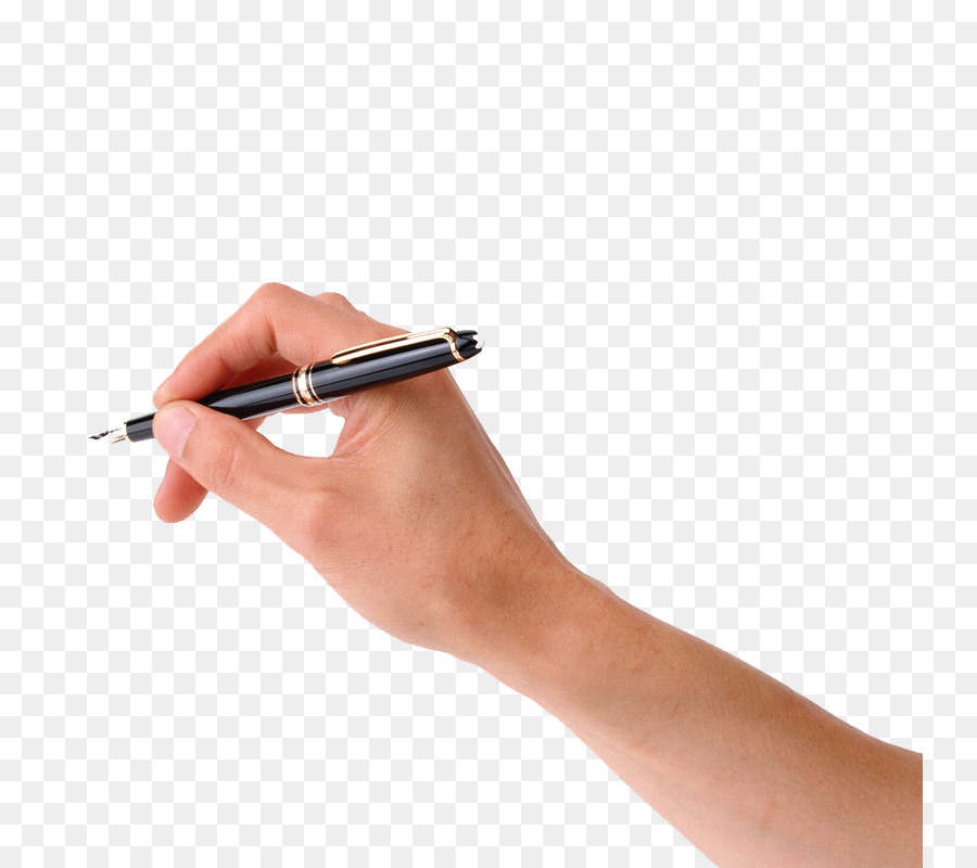 Pen in hand clipart clip art royalty free library Pen And Notebook Clipart png download - 800*800 - Free ... clip art royalty free library