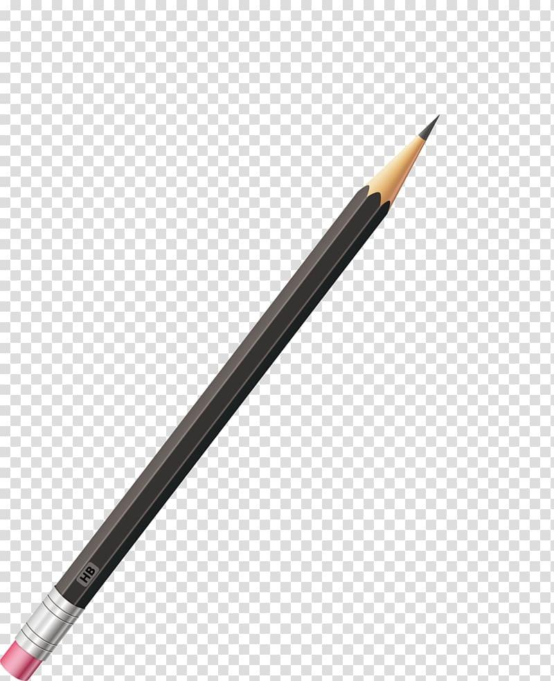 Pencil and pen clipart banner library download Pen Gratis, Pencil , black and brown pencil art transparent ... banner library download