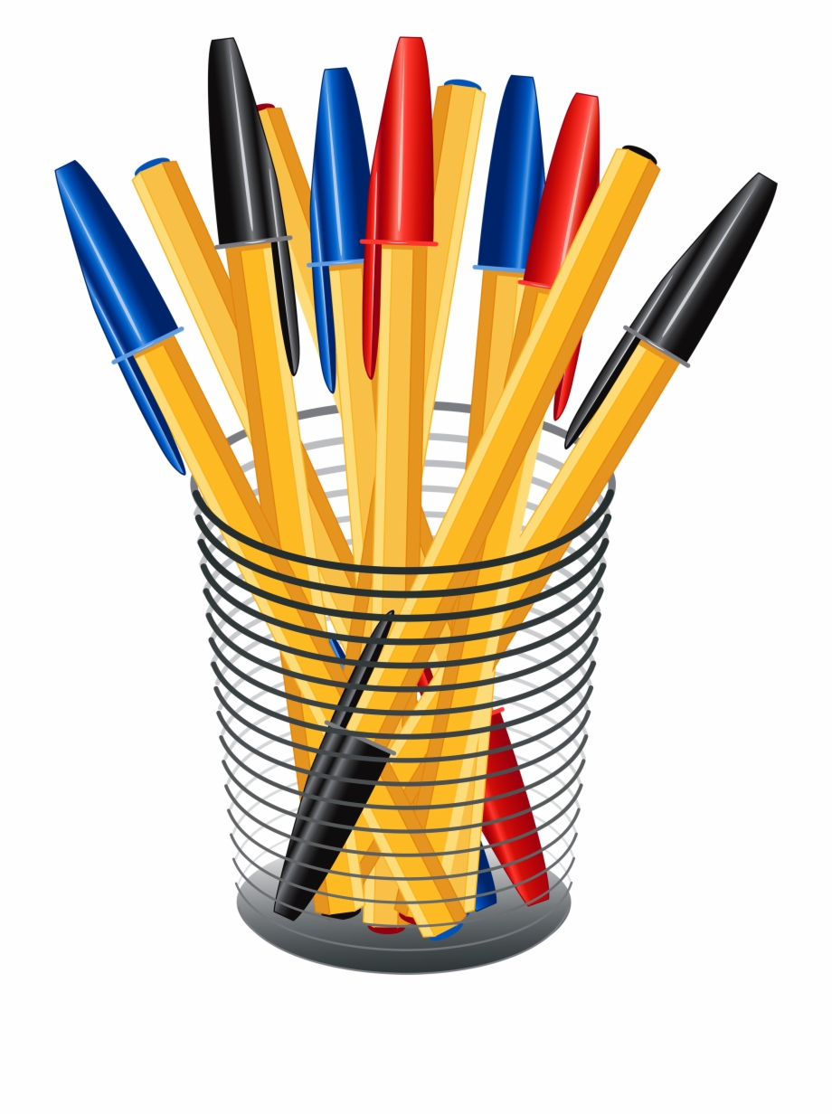 Pencil and pen clipart clip art royalty free stock Pens Clipart With A Transparent Background Png Www - Pen And ... clip art royalty free stock