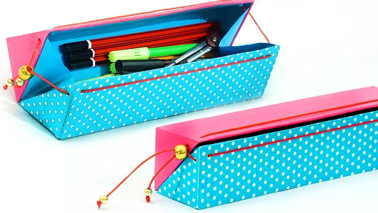 Pencil case made out of plastic bottle clipart black and white download DIY Pencil Case : How to make Pencil Case from Waste Cardboard ... black and white download