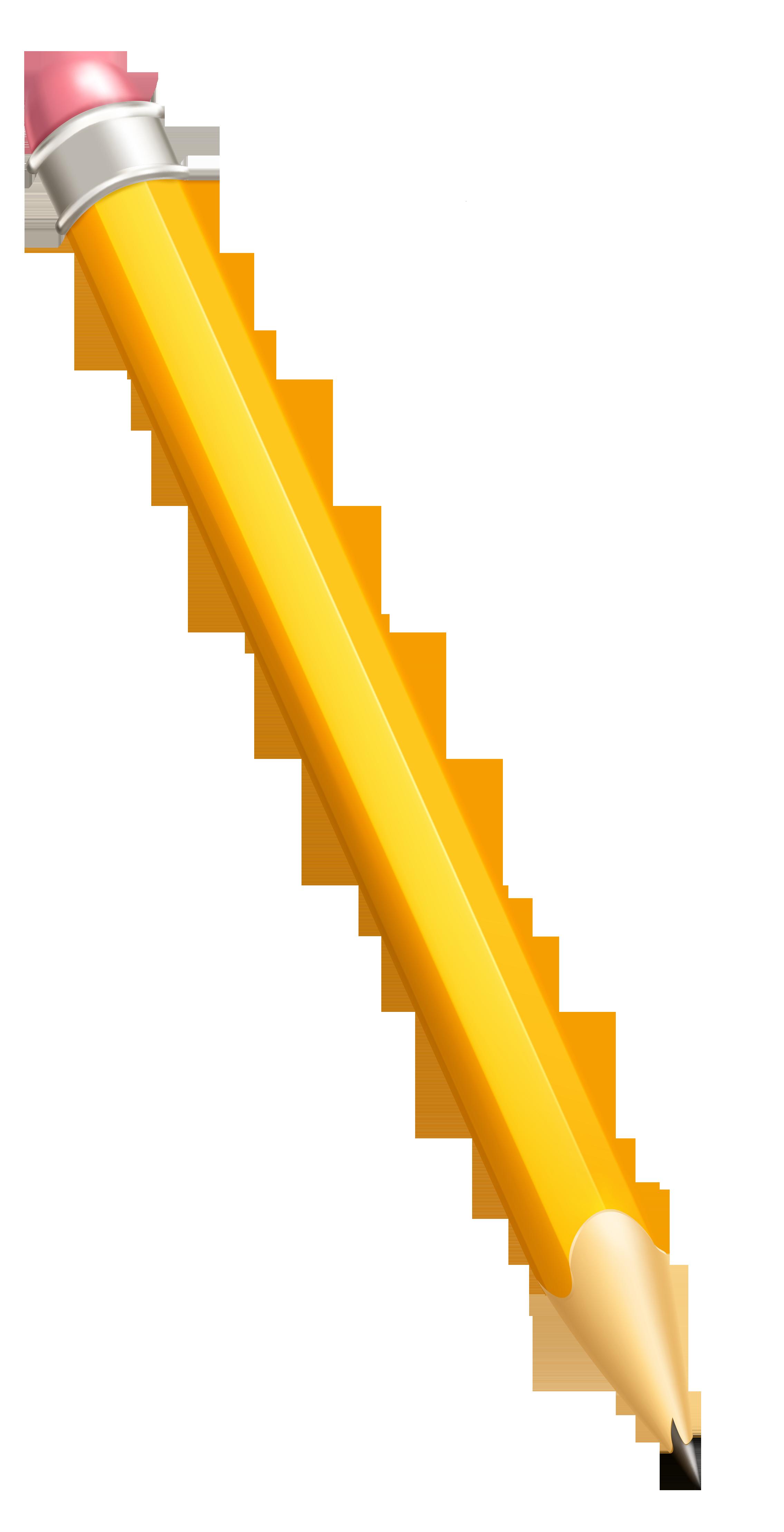 Pencil clipart size clip black and white download Pencil Transparent PNG Vector Clipart clip black and white download