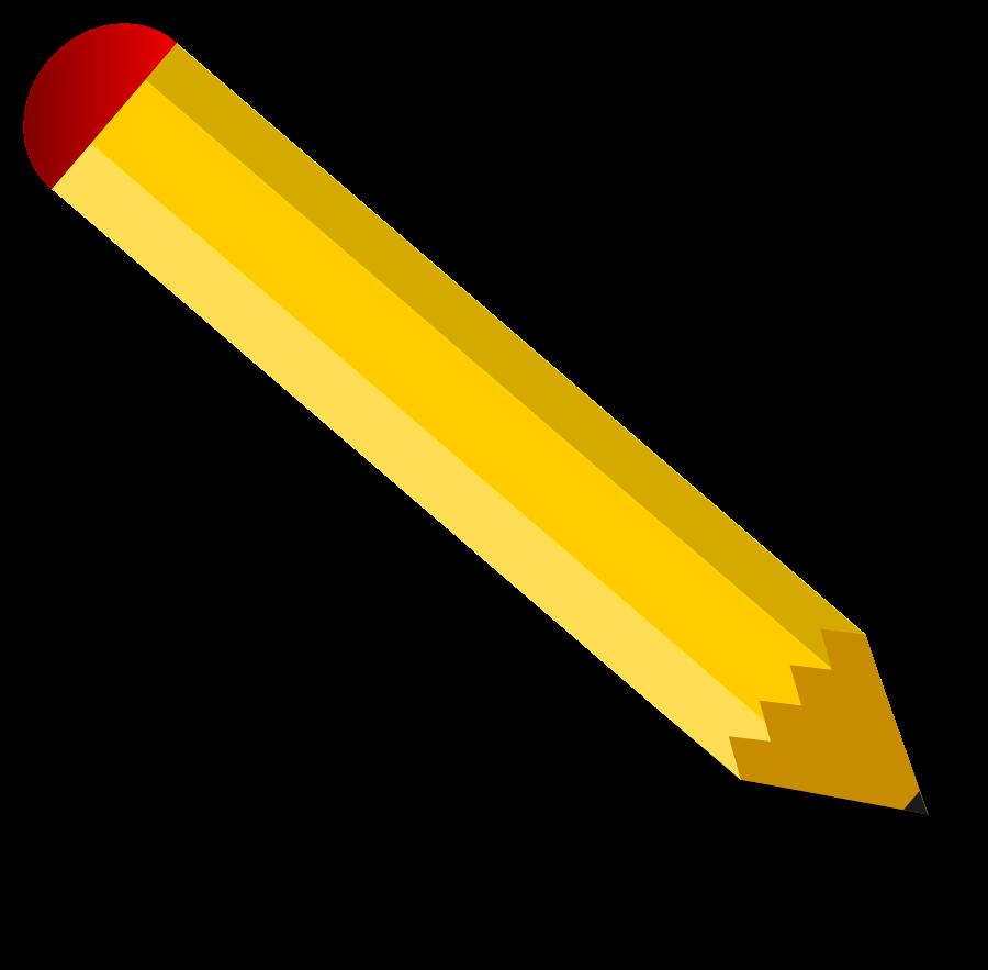 Pencil clipart size graphic free stock Pencil clipart size - ClipartFest graphic free stock