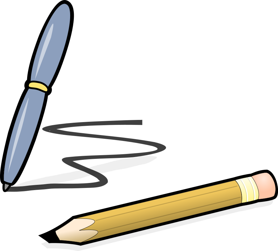 Pencil clipart size png download pen & pencil small clipart 300pixel size, free design - ClipartsFree png download