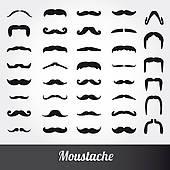 Pencil thin mustache clipart clipart transparent Pencil thin mustache clipart - ClipartFest clipart transparent
