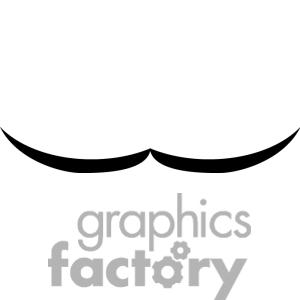 Pencil thin mustache clipart png stock Pencil thin mustache clipart - ClipartFest png stock
