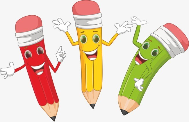 Pencil with face clipart png royalty free Pencil with face clipart 8 » Clipart Portal png royalty free