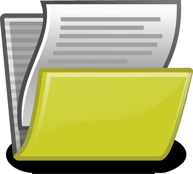Pengertian clipart clipart freeuse Mengenal Definisi Atau Pengertian Folder - Pengertian Apapun clipart freeuse