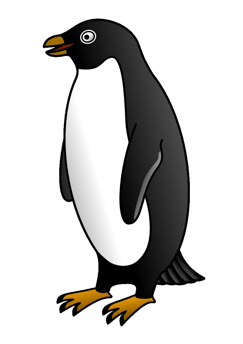 Penguins clipart