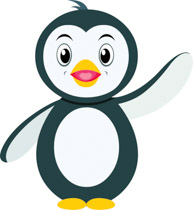 Penguin clipart graphic royalty free library Free Penguin Clipart - Clip Art Pictures - Graphics ... graphic royalty free library
