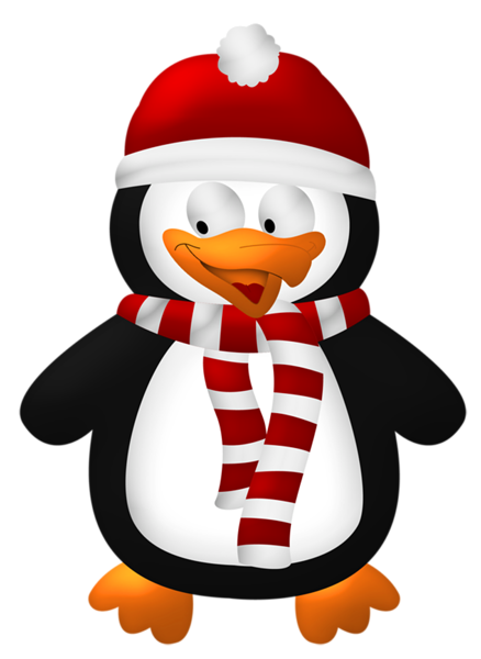 Penguin holiday clipart image freeuse stock Holiday penguin clipart clipart images gallery for free ... image freeuse stock