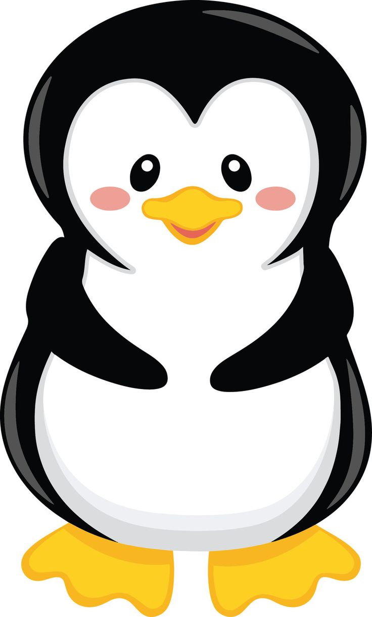 Penguins clipart png black and white library Penguins Clipart | Free download best Penguins Clipart on ... png black and white library