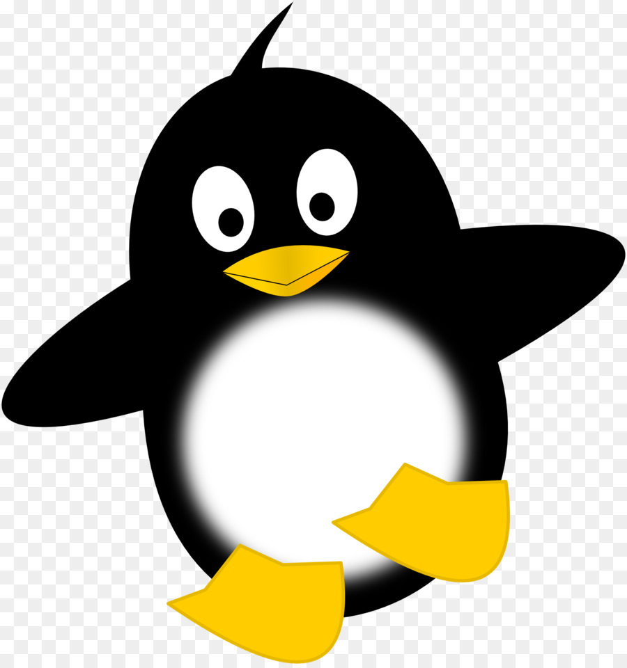 Penguin pictures clipart svg royalty free stock Penguin Cartoon clipart - Penguin, Yellow, Bird, transparent ... svg royalty free stock
