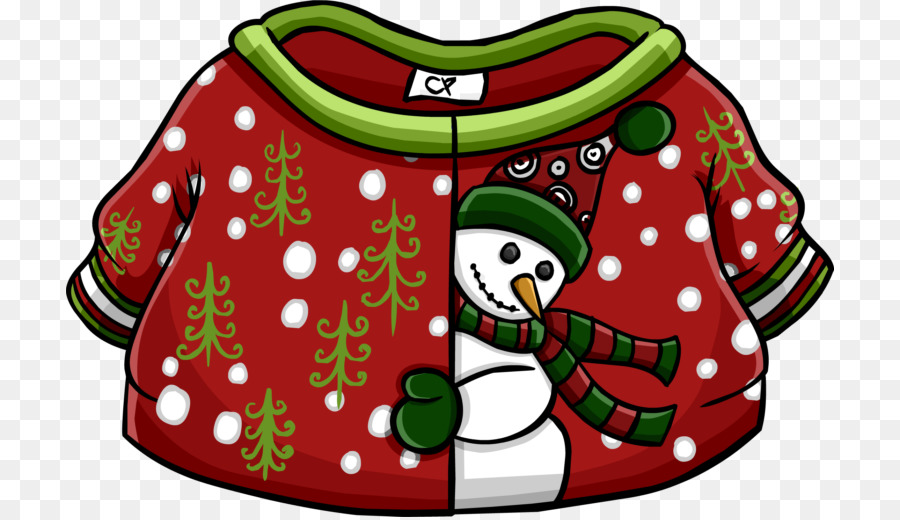 Penguin sweater clipart svg royalty free stock Christmas Jumper Cartoon png download - 768*517 - Free ... svg royalty free stock