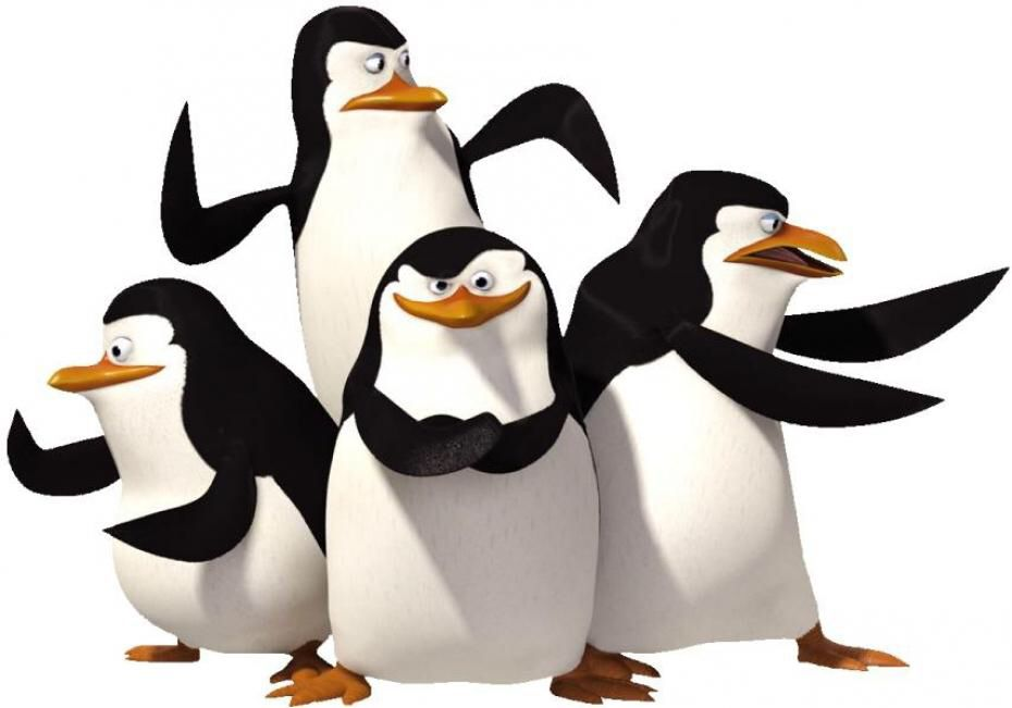Penguins of madagascar clipart image library stock Pin by ShadowWater57 on Halloween Ideas in 2019   Madagascar ... image library stock