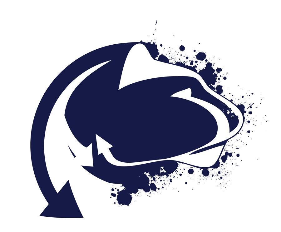 Penn state logo clipart clip transparent Penn State Logo Revision by saryos on DeviantArt clip transparent