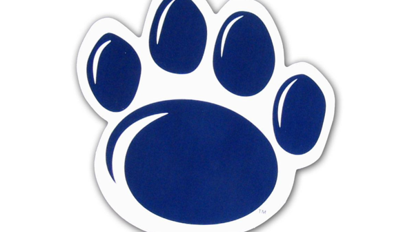 Penn state logo clipart graphic freeuse download The History of Penn State's Scandalous Paw Print Logo - Onward State graphic freeuse download