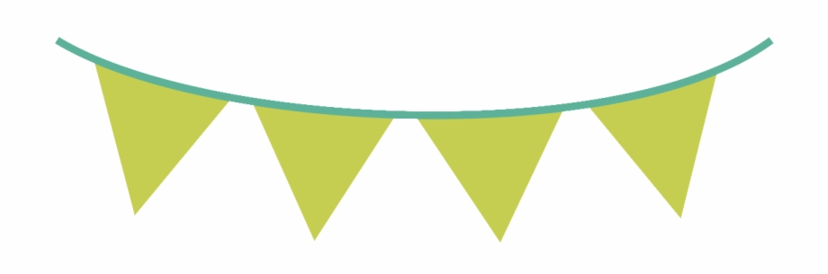 Pennant banner clipart free jpg free library Pennant Banner White Clipart Pennant Banner Pencil - Fall ... jpg free library