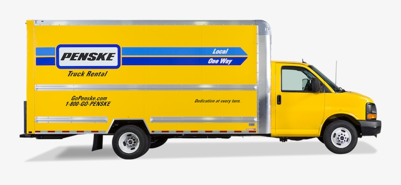 Penske clipart banner library library Enterprise Moving Trucks >> Transportation And Supply - 1 ... banner library library