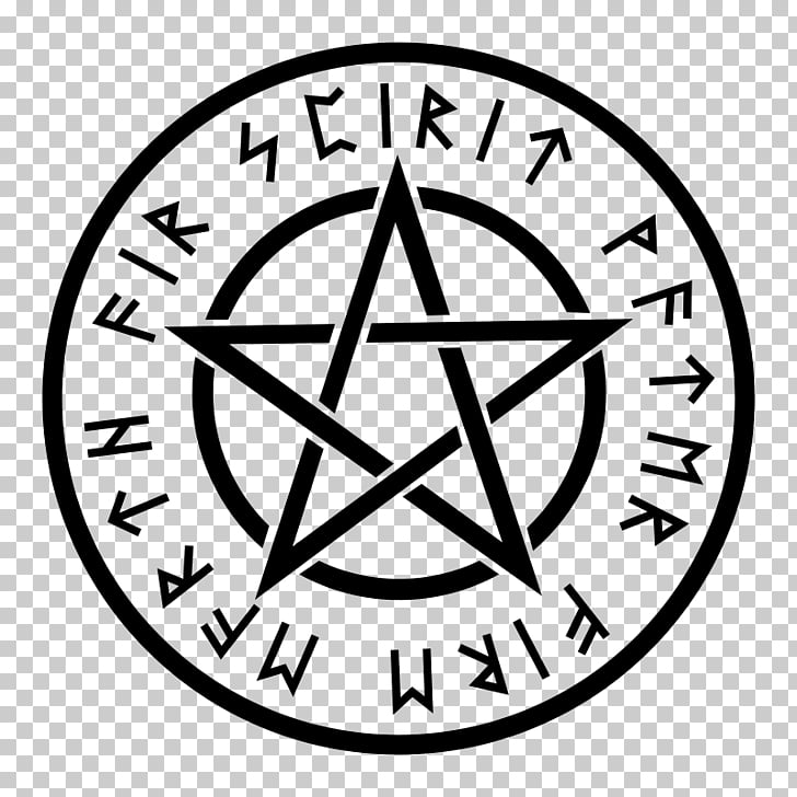 Pentacle clipart vector transparent download Wicca Pentagram Pentacle Witchcraft Classical element ... vector transparent download