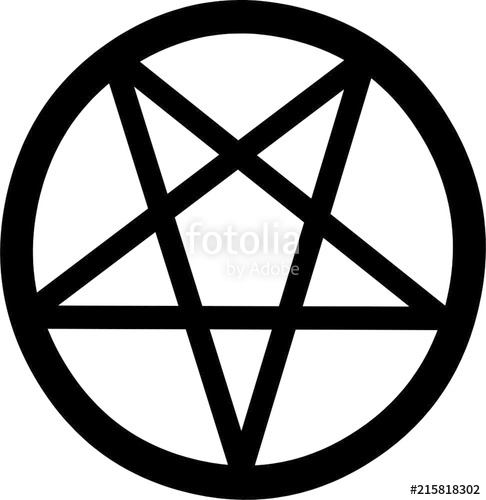 Pentacle vector clipart clip free library Pentacle\