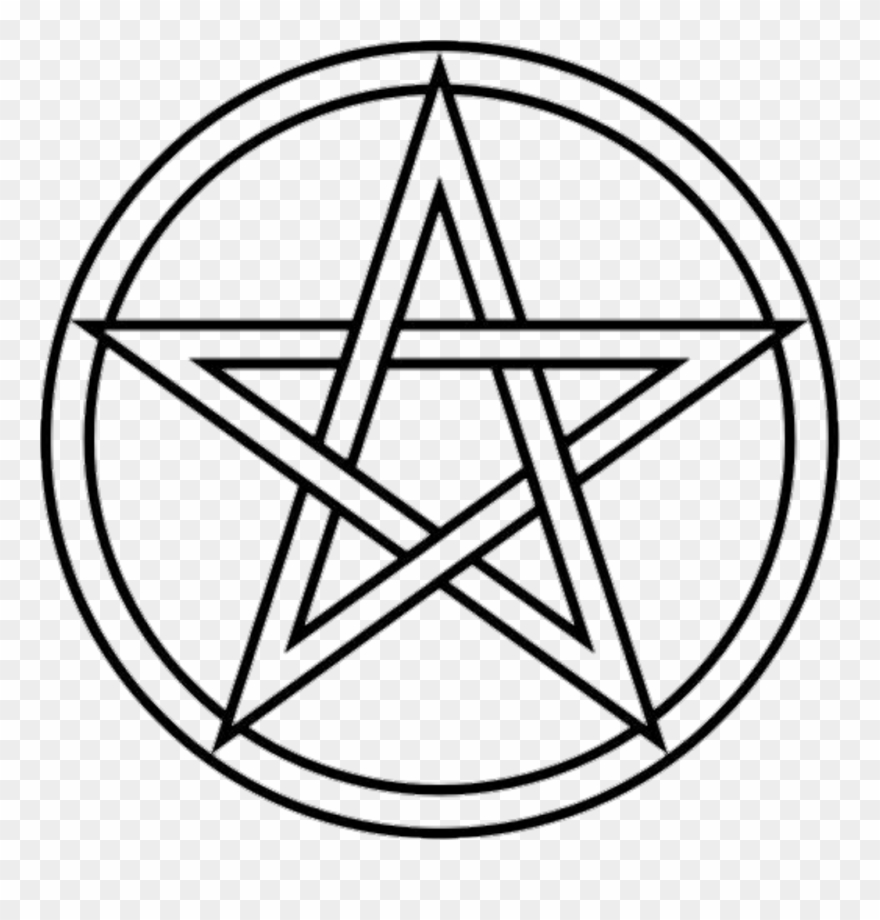 Pentagrama clipart graphic black and white download Pentagram Sobrenatural Pentagrama Sobrenatural Star Clipart ... graphic black and white download