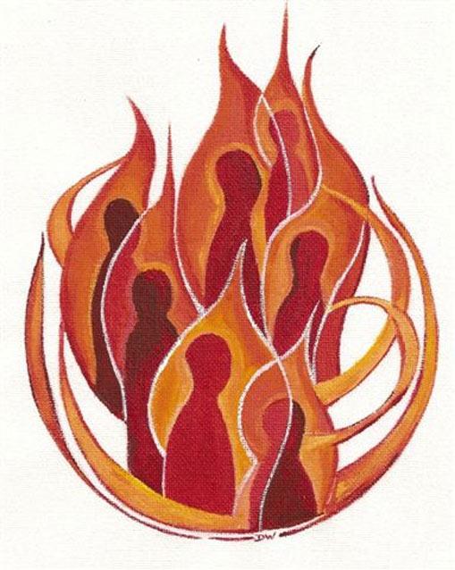 Pentecost sunday free clipart vector free Pentecost Sunday Clip Art N7 free image vector free