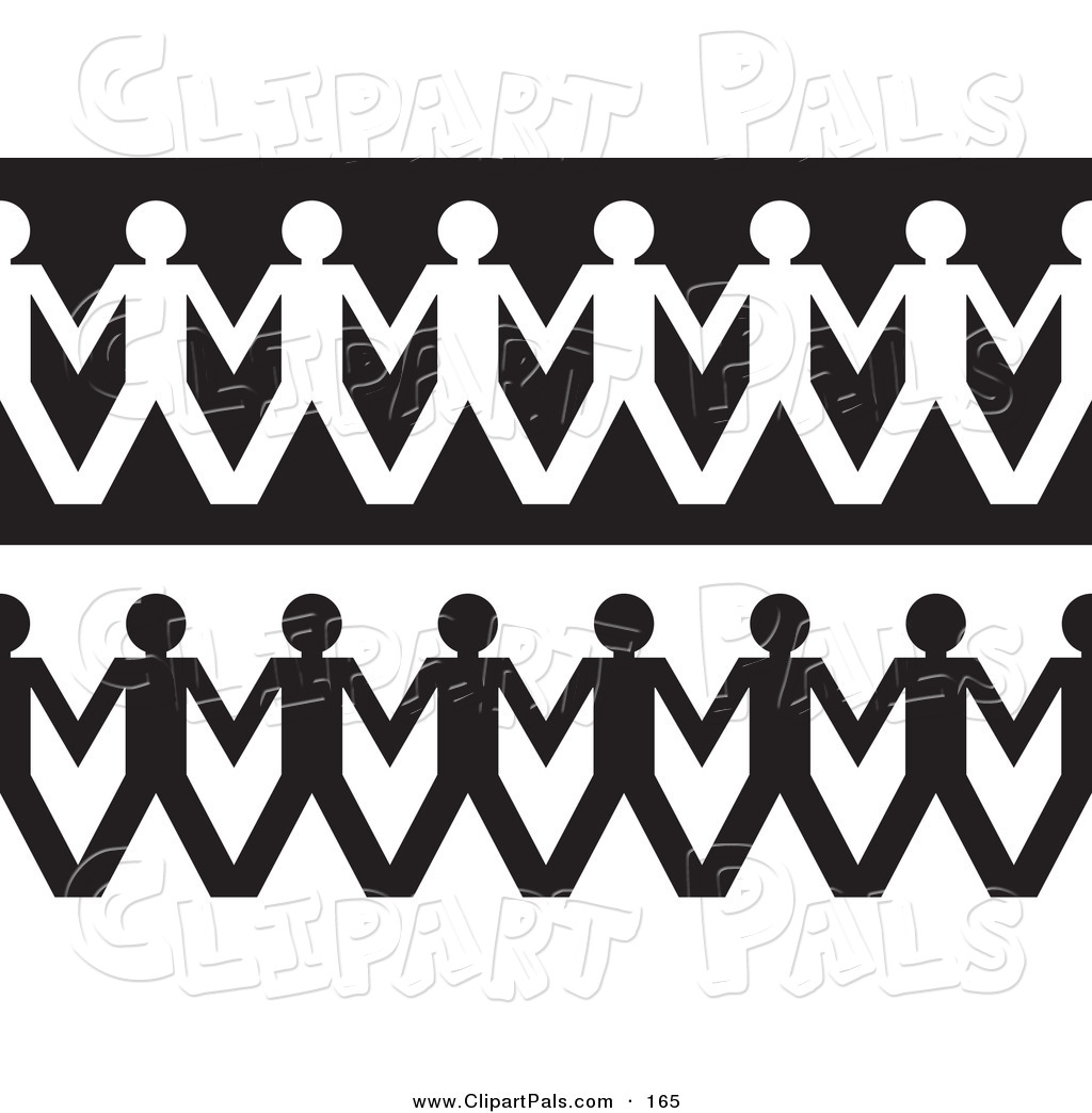People clipart border picture free stock People clipart border - ClipartFest picture free stock