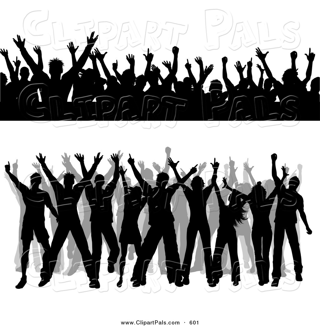 People clipart border graphic black and white download People clipart border - ClipartFest graphic black and white download