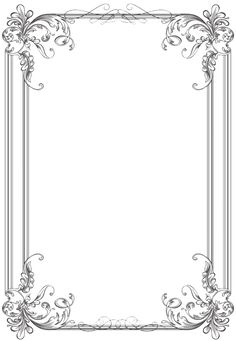 People connection clipart border jpg freeuse library white frame png | Download free coreldraw tutorials | vector ... jpg freeuse library