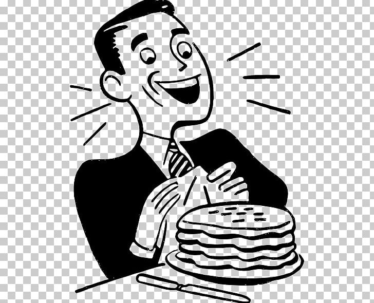 People eating clipart black and white png graphic stock Pancake Breakfast Eating PNG, Clipart, Art, Artwork, Black ... graphic stock