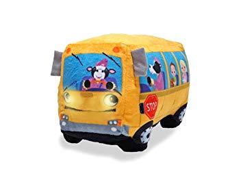 People missing bus kid clipart saying hey wait up clip art free download Cuddle Barn Animated Toy Wheelie Singing School Bus - Sings Wheels on The  Bus clip art free download