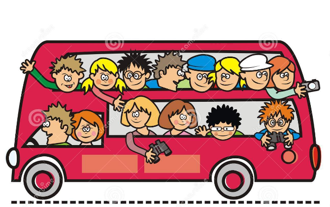 People on the bus clipart clip free download Passengers on a Bus- DI set – TathaGat clip free download