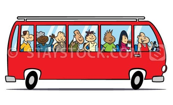 People on the bus clipart jpg freeuse library Charter Bus Clipart | Free download best Charter Bus Clipart ... jpg freeuse library