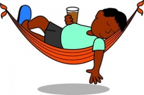 People relaxing clipart banner black and white Boy Relaxing Cliparts - Cliparts Zone banner black and white