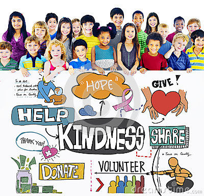 People showing kindness clipart image transparent stock Kindness Stock Image - Image: 33507711 image transparent stock