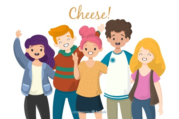 Teenagers networking in their community clipart clipart free download Teenager Vectors, Photos and PSD files | Free Download clipart free download
