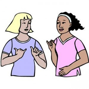 People using sign language clipart banner free stock People using sign language clipart - ClipartFest banner free stock